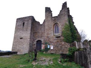 Ruine Aveyron tourisme autrement