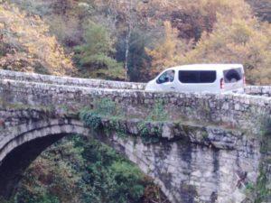 Mon trafic sur un vieux pont Aveyron tourisme Autrement